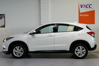 2018 Honda HR-V MY17 VTi White 1 Speed Constant Variable Hatchback