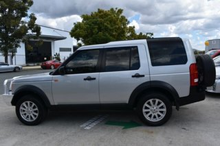 2007 Land Rover Discovery 3 MY06 Upgrade HSE Silver 6 Speed Automatic Wagon