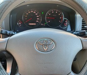 2003 Toyota Landcruiser Prado GRJ120R Grande Gold 4 Speed Automatic Wagon