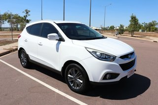 2015 Hyundai ix35 LM3 MY15 SE White 6 Speed Manual Wagon