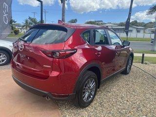 2020 Mazda CX-5 MAXX SPORT Soul Red Crystal Automatic Wagon