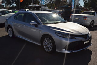 2018 Toyota Camry ASV70R Ascent Silver 6 Speed Sports Automatic Sedan
