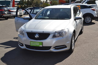 2015 Holden Commodore VF II MY16 Evoke Sportwagon Nitrate 6 Speed Sports Automatic Wagon.