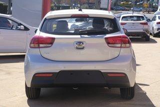 2021 Kia Rio YB MY21 S Silky Silver 6 Speed Automatic Hatchback