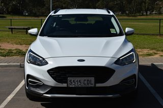 2019 Ford Focus SA 2019.25MY Active White 8 Speed Automatic Hatchback