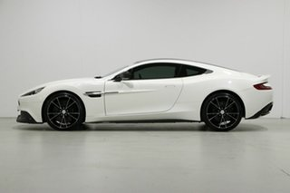 2016 Aston Martin Vanquish MY17 Pearl White 8 Speed Automatic Coupe