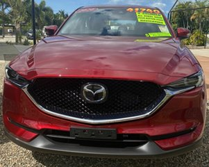 2020 Mazda CX-5 MAXX SPORT Soul Red Crystal Automatic Wagon.