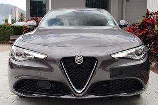 2019 Alfa Romeo Giulia MY19 Vesuvio Grey 8 Speed Sports Automatic Sedan.