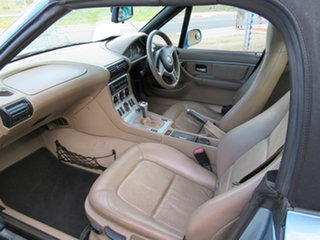 2000 BMW Z3 E36-7 Roadster Blue 5 Speed Manual Convertible
