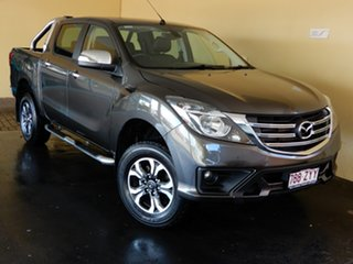 2018 Mazda BT-50 MY17 Update GT (4x4) Bronze 6 Speed Automatic Dual Cab Utility