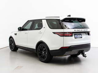 2018 Land Rover Discovery MY18 TD6 HSE (190kW) Fuji White 8 Speed Automatic Wagon