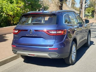 2020 Renault Koleos HZG MY20 Life X-tronic Meissen Blue 1 Speed Constant Variable Wagon.