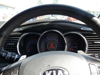 2012 Kia Optima TF MY13 SI White 6 Speed Sports Automatic Sedan