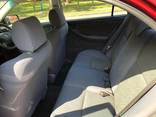 2006 Toyota Corolla ZZE122R Ascent Maroon 4 Speed Automatic Sedan