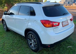 2016 Mitsubishi ASX XB MY15.5 LS 2WD White 5 Speed Manual Wagon