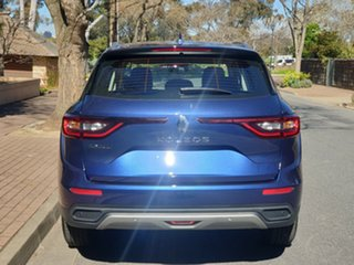 2020 Renault Koleos HZG MY20 Life X-tronic Meissen Blue 1 Speed Constant Variable Wagon