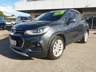2018 Holden Trax LT Grey 6 Speed Automatic Wagon.
