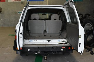 2002 Nissan Patrol GU III ST (4x4) 5 Speed Manual Wagon.