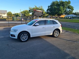 2015 Audi Q5 8R - White 7 Speed Automatic Wagon