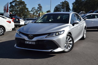 2018 Toyota Camry ASV70R Ascent Silver 6 Speed Sports Automatic Sedan.