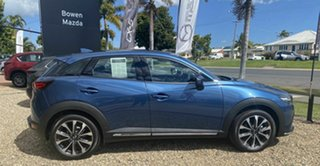 2019 Mazda CX-3 AKARI Blue 6 Speed Automatic Wagon