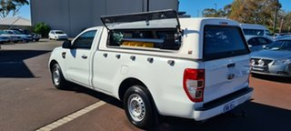 2015 Ford Ranger PX XL White 6 Speed Manual Pick Up