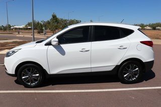 2015 Hyundai ix35 LM3 MY15 SE White 6 Speed Manual Wagon.