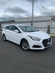 2016 Hyundai i40 VF4 Series II Active Tourer White 6 Speed Sports Automatic Wagon.