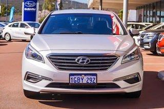 2016 Hyundai Sonata LF3 MY17 Active Silver 6 Speed Sports Automatic Sedan.