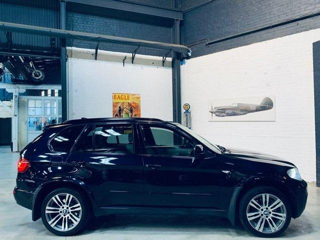 Used BMW X5 E70 MY11.5 xDrive30d Steptronic, 2011 BMW X5 E70 MY11.5 xDrive30d Steptronic Black 8 Speed Sports Automatic Wagon