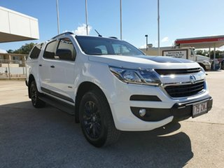 2018 Holden Colorado LY6XAA Z71 White 6 Speed Automatic Dual Cab.
