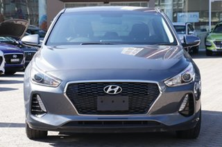 2017 Hyundai i30 PD Active Iron Grey 6 Speed Auto Sequential Hatchback