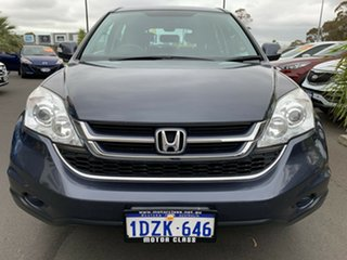 2012 Honda CR-V RE MY2011 4WD Grey 5 Speed Automatic Wagon