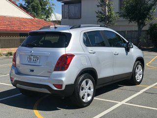 2019 Holden Trax TJ MY20 LS Silver 6 Speed Automatic Wagon.