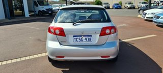 2008 Holden Viva JF MY08 Silver 4 Speed Automatic Hatchback