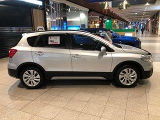 2019 Suzuki S-Cross JY Turbo Silver 6 Speed Sports Automatic Hatchback.
