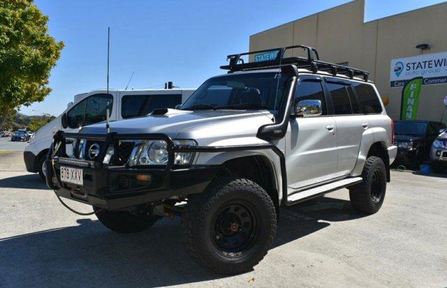 Used Nissan Patrol GU III ST (4x4), 2004 Nissan Patrol GU III ST (4x4) Silver 4 Speed Automatic Wagon