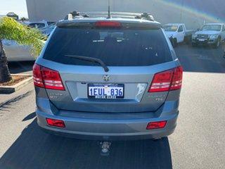 2010 Dodge Journey JC MY10 R/T Light Grey 6 Speed Seq Manual Auto-Clutch Wagon.