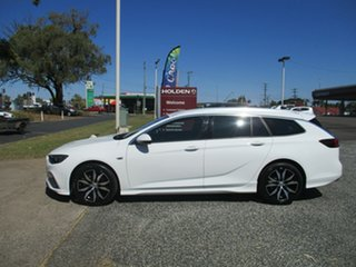 2019 Holden Commodore ZB MY19 RS Sportwagon White 9 Speed Sports Automatic Wagon.