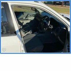 2003 Mazda 323 BJ II-J48 Astina White 4 Speed Automatic Hatchback.