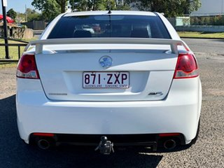 2007 Holden Commodore VE SV6 White 5 Speed Sports Automatic Sedan