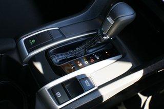 2018 Honda Civic 10th Gen MY18 VTi Grey 1 Speed Constant Variable Sedan