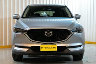2018 Mazda CX-5 KF4W2A Touring SKYACTIV-Drive i-ACTIV AWD Silver 6 Speed Sports Automatic Wagon.