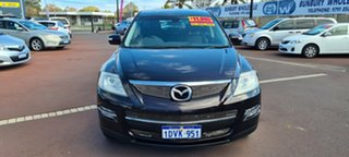 2007 Mazda CX-9 TB10A1 Classic Purple 6 Speed Sports Automatic Wagon.