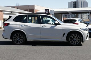 2019 BMW X5 G05 MY19 xDrive 30d M Sport (5 Seat) White 8 Speed Auto Dual Clutch Wagon