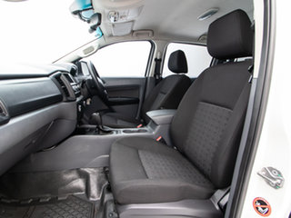 2016 Ford Ranger PX MkII XL 3.2 (4x4) White 6 Speed Automatic Crew Cab Chassis