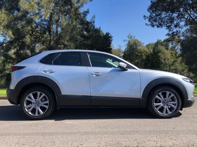 Used Mazda CX-30  G20 Evolve, 2019 Mazda CX-30 DM Series G20 Evolve Silver Sports Automatic Wagon