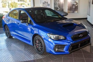 2020 Subaru WRX V1 MY20 Club Spec AWD WR Blue Mica 6 Speed Manual Sedan