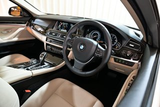 2016 BMW 5 Series F10 LCI 528i Steptronic Luxury Line Grey 8 Speed Sports Automatic Sedan