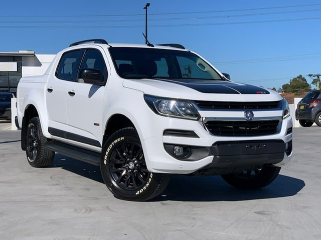 Used Holden Colorado RG MY18 Z71 Pickup Crew Cab Liverpool, 2017 Holden Colorado RG MY18 Z71 Pickup Crew Cab White 6 Speed Sports Automatic Utility